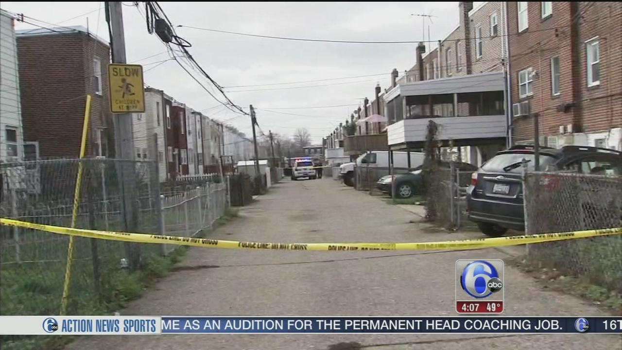 VIDEO: Woman, 75, shot in the face during daylight robbery