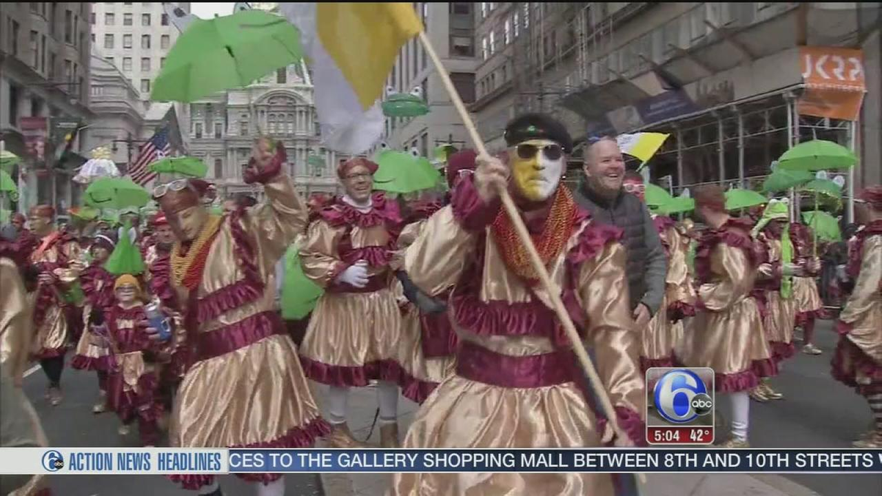 VIDEO: 116th Mummers Parade