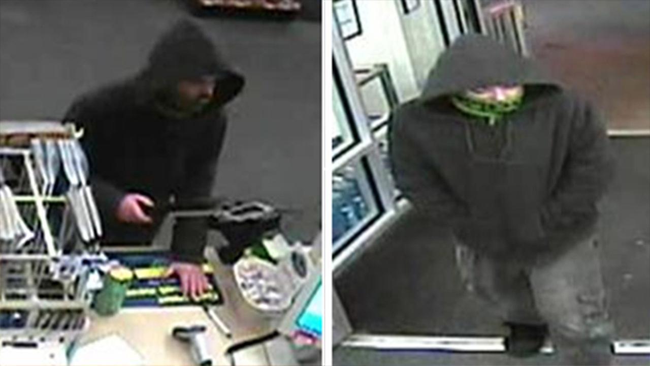 Police: Suspect armed with machete robs NJ CVS