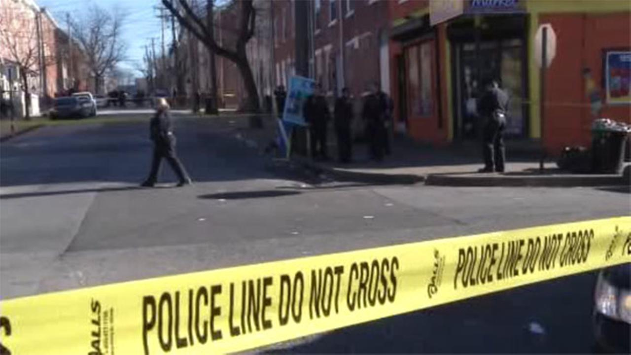 A man is hospitalized after a shooting in Wilmington.
