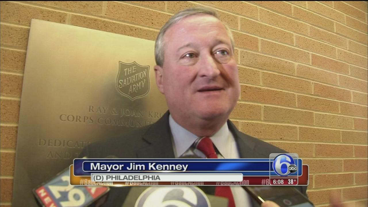 VIDEO: Mayor Kenney addresses Mummers controversy