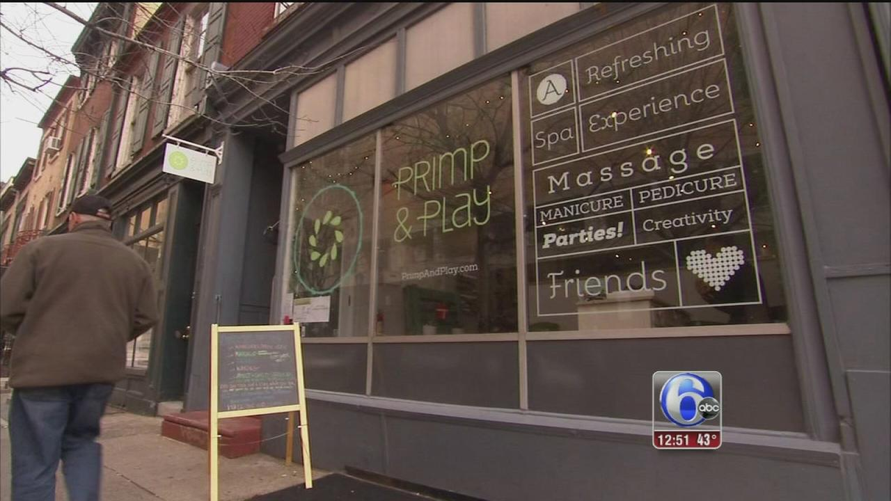 pVIDEO: Phillys newest salon offers exerience for both moms and kids