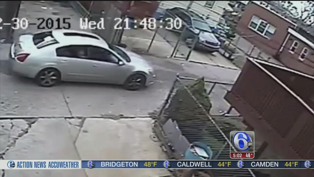 VIDEO: Surveillance released after woman, 75, shot in face