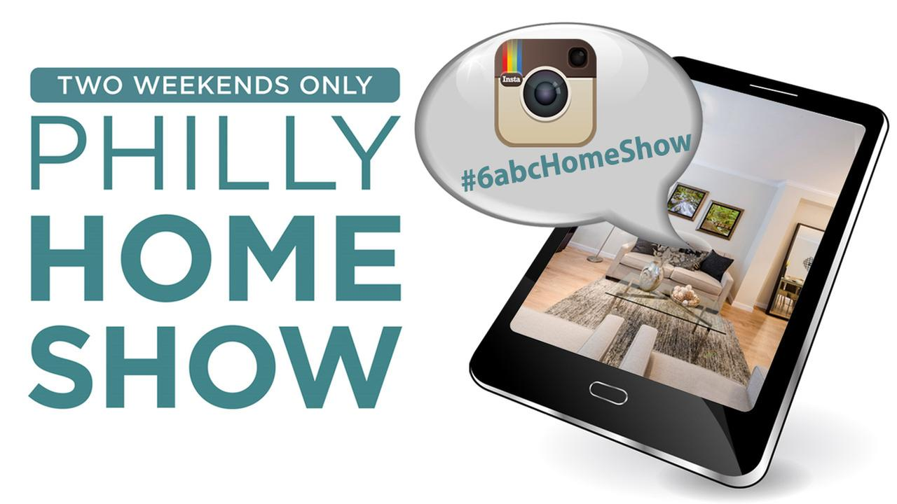 Philly Home Show 2016 Instagram Contest