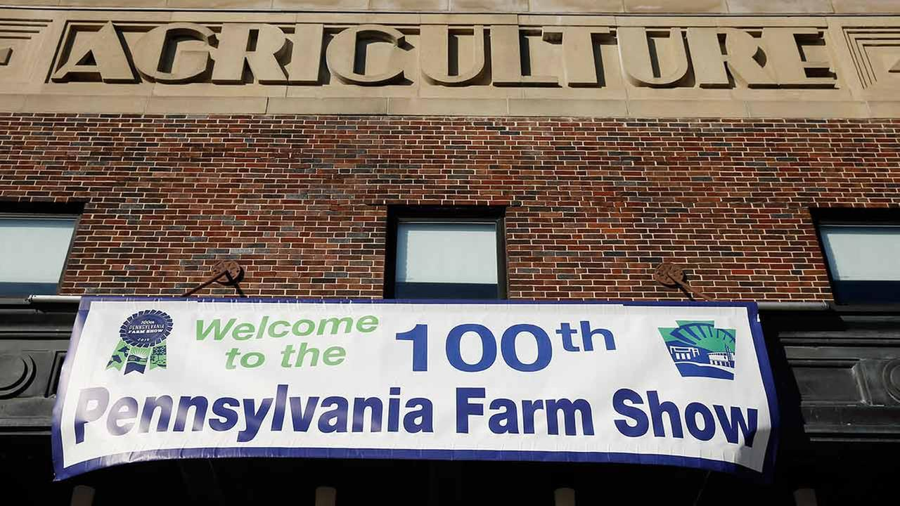 Pennsylvania Farm Show stops sale of Confederate flag items