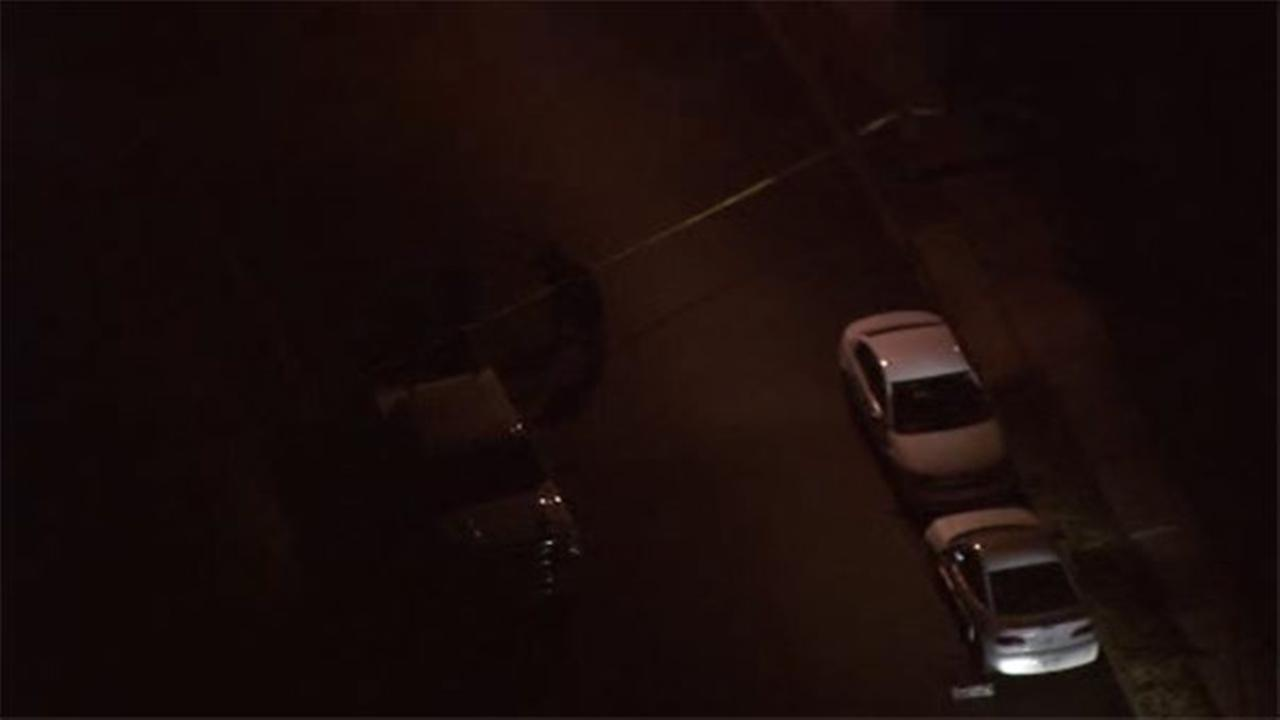 A man is hospitalized after a shooting in Montgomery County.