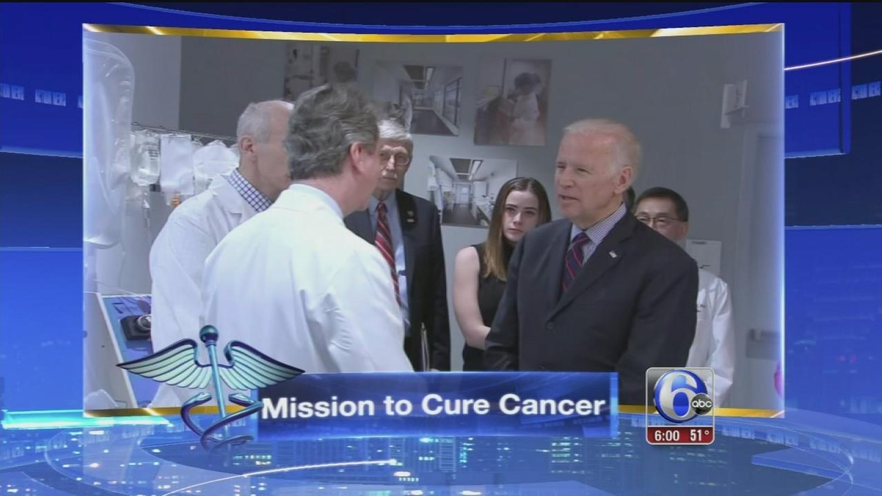 011516-wpvi-biden-cancer-penn-medicine-6p-video