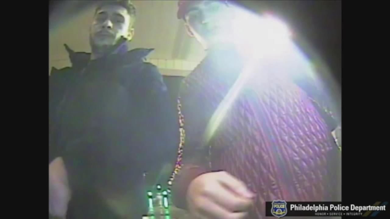 VIDEO: Skimming suspects caught on video