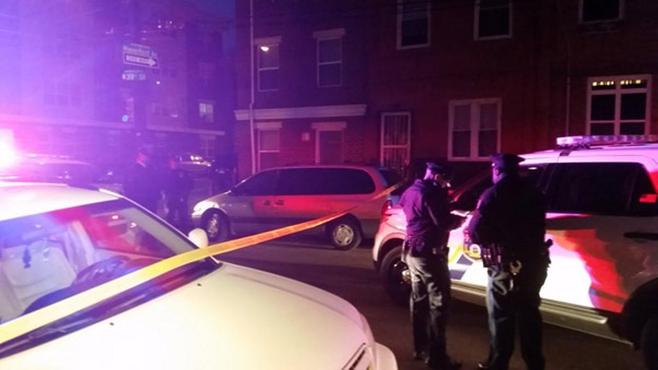 Police cruiser chasing suspected carjacker crashes
