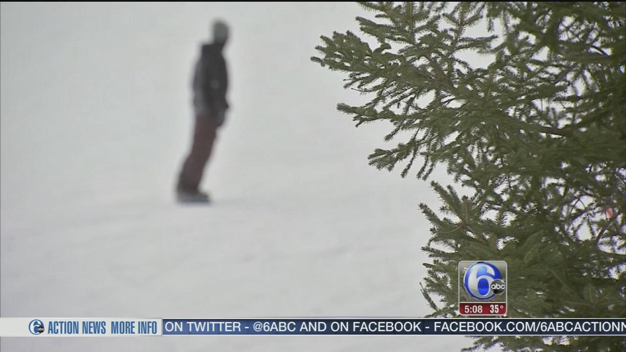 VIDEO: Ski resorts ready for winter storm