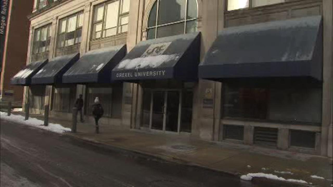 Woman struck by falling ice at Hahnemann University Hospital