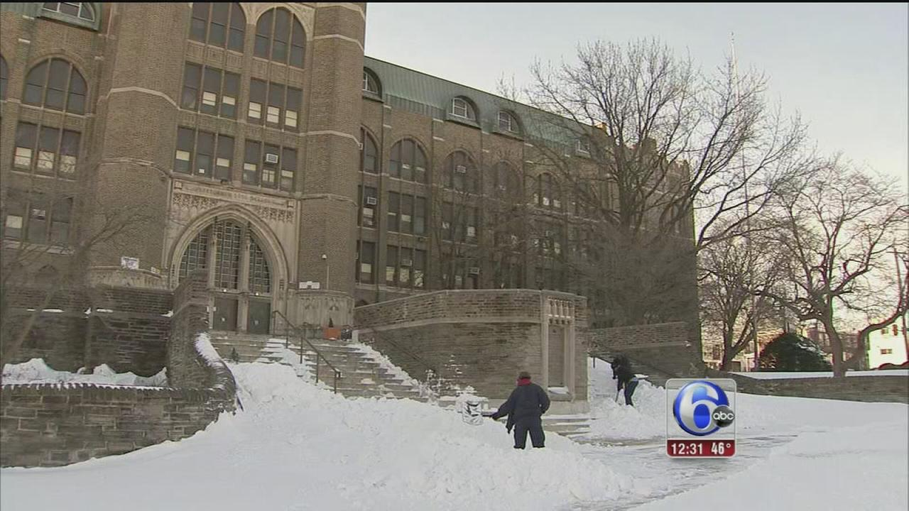 VIDEO: Philly public schools to open Wednesday