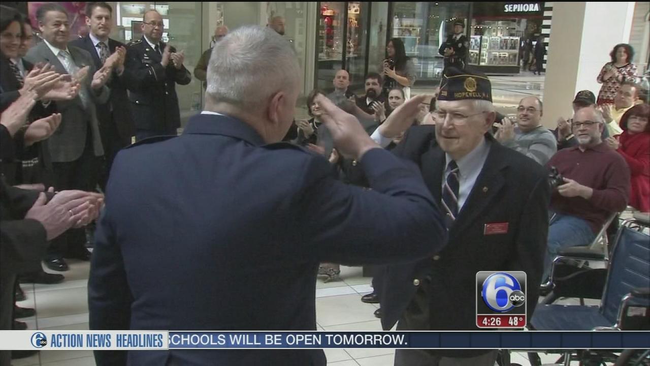 A long overdue salute