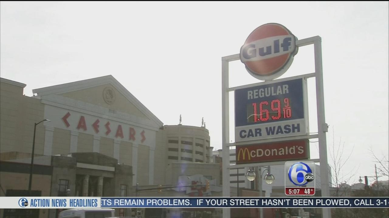 VIDEO: Falling gas prices continues