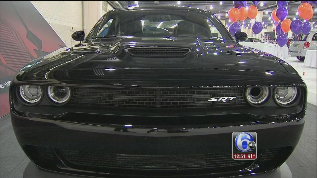 Fyi Philly Philadelphia Auto Show Kicks Off This Weekend 6abc Com