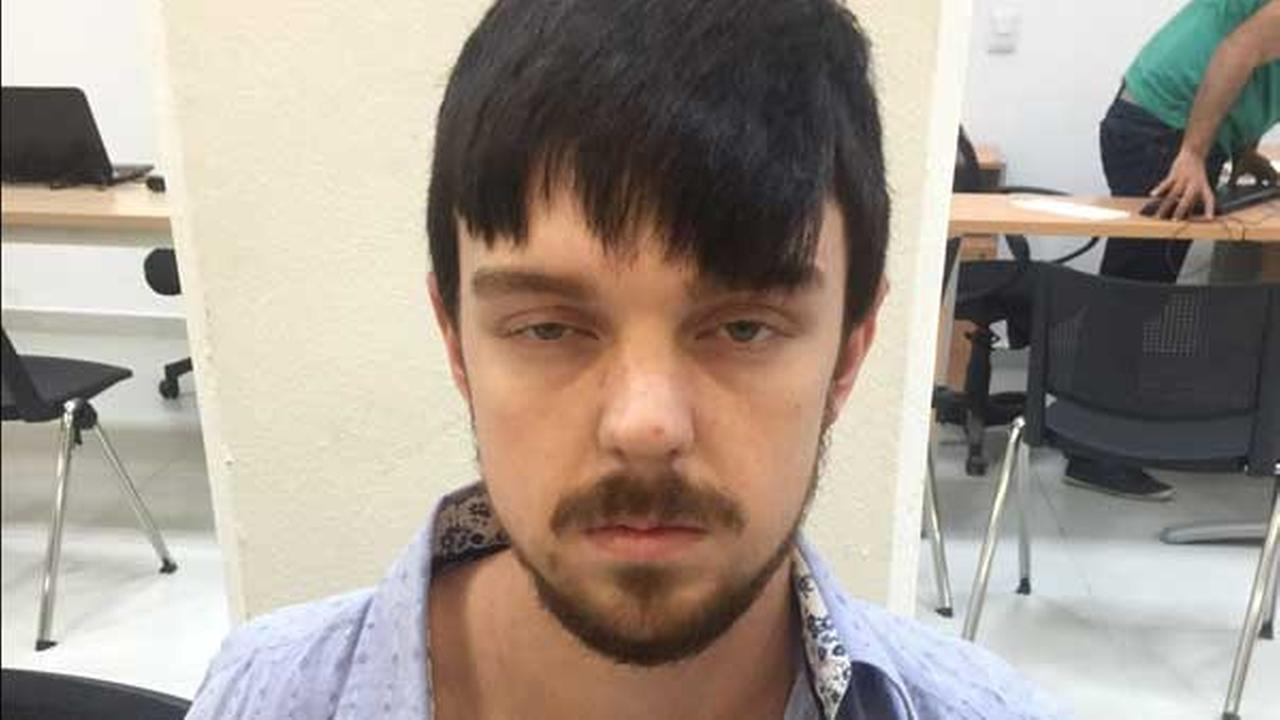 This Dec. 28, 2015 photo shows who authorities identify as Ethan Couch, after he was taken into custody in Puerto Vallarta, Mexico.