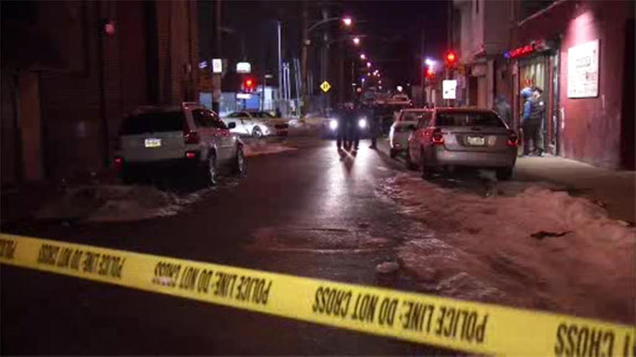 A man is in critical condition after a shooting in the citys Frankford section.