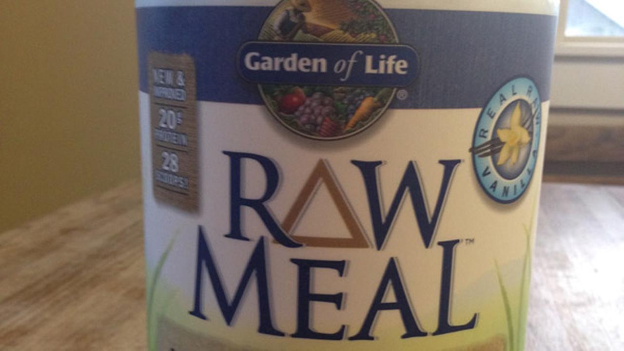 Meal replacement products recalled in multi-state salmonella outbreak