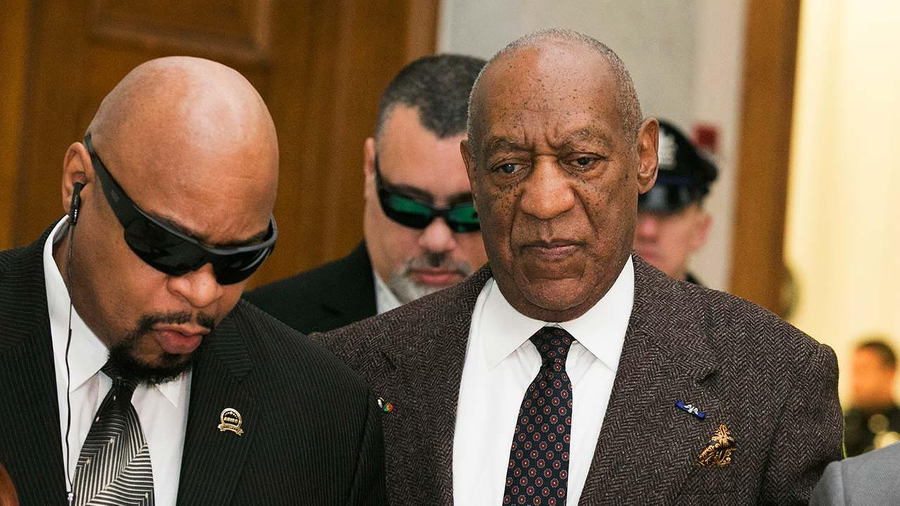 Appeals court puts Bill Cosby's criminal case on hold