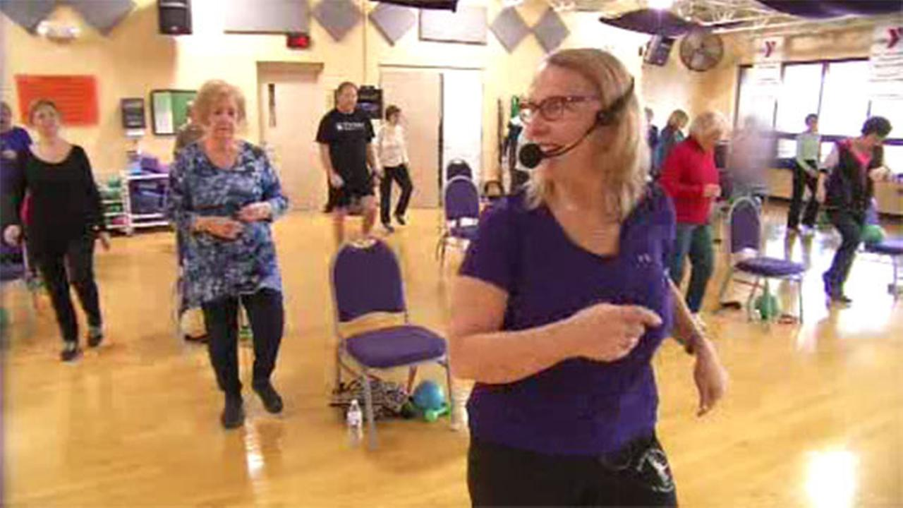 Silver Sneakers gets seniors moving - often for free
