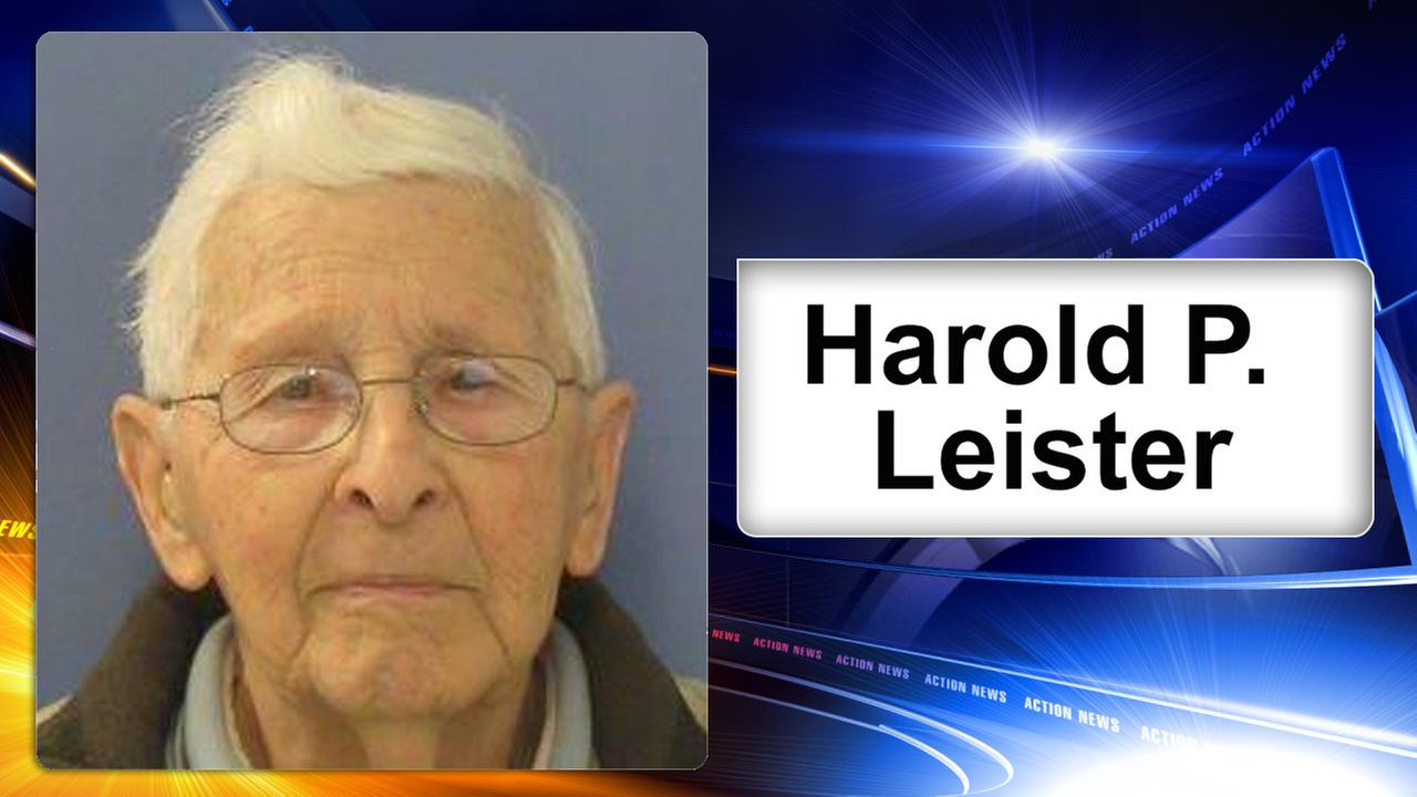 Police search for missing 93-year-old man from Pottstown