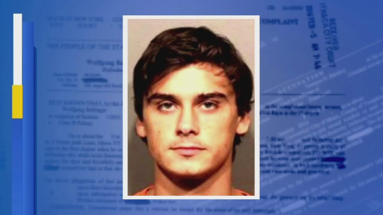 VIDEO: Cornell Fraternity President Charged With Attempted Rape