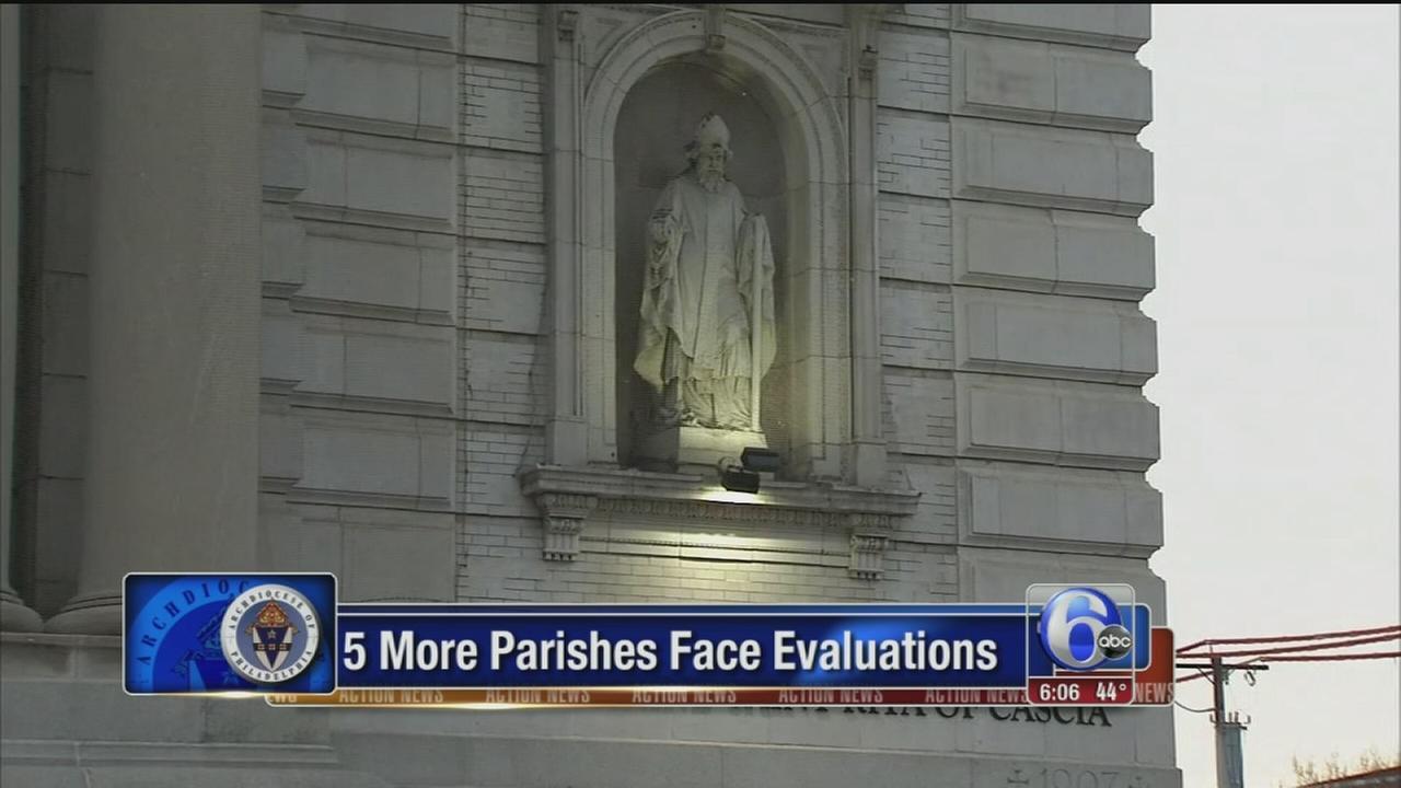 VIDEO: Parishes face evaluations