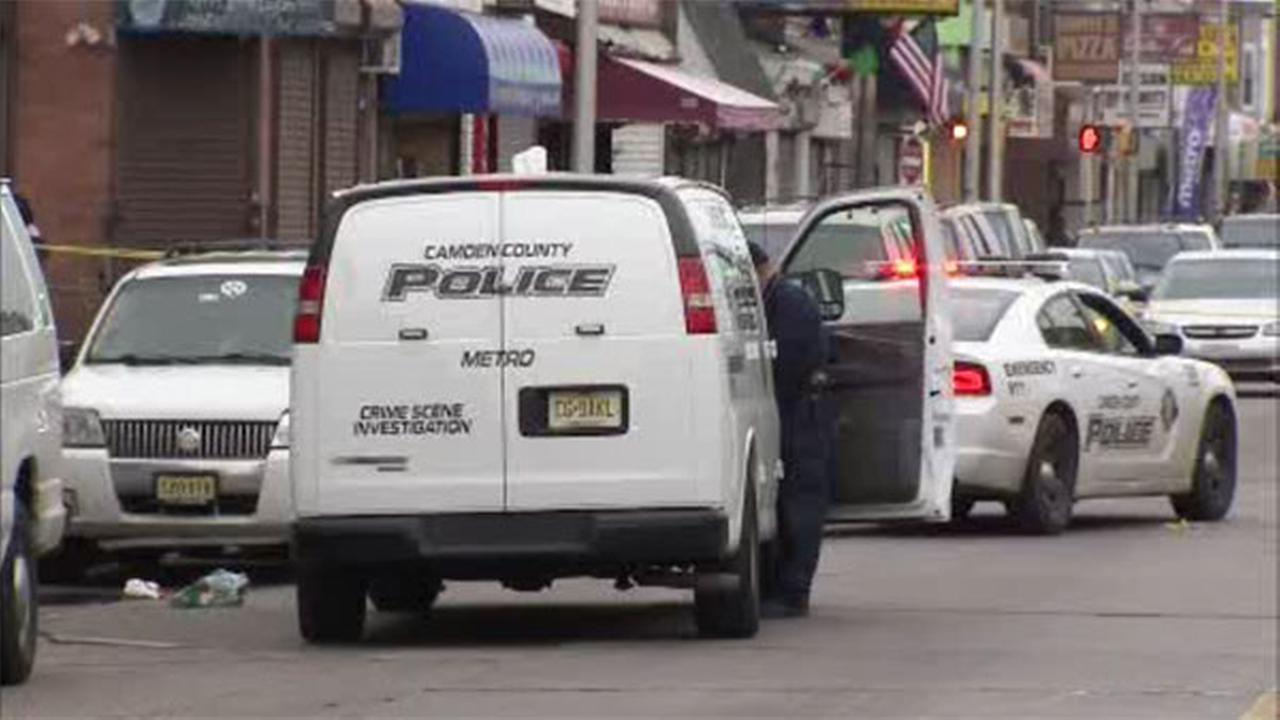 Police are investigating after a man was shot and killed in Camden, New Jersey.