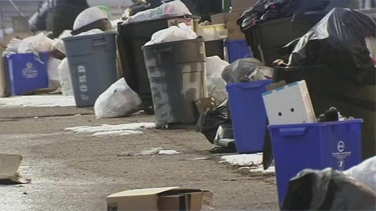 City decides to pick-up Tuesday's trash, recycle collections