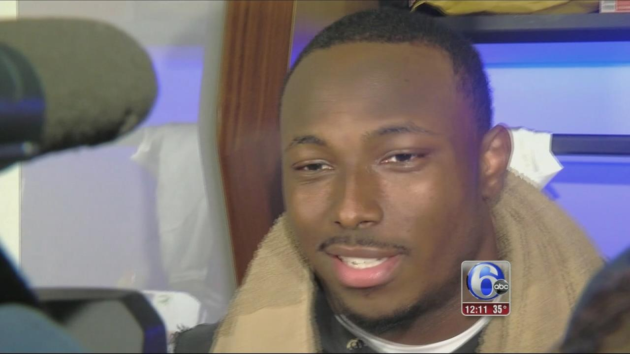 VIDEO: New images from fight that allegedly involved LeSean McCoy