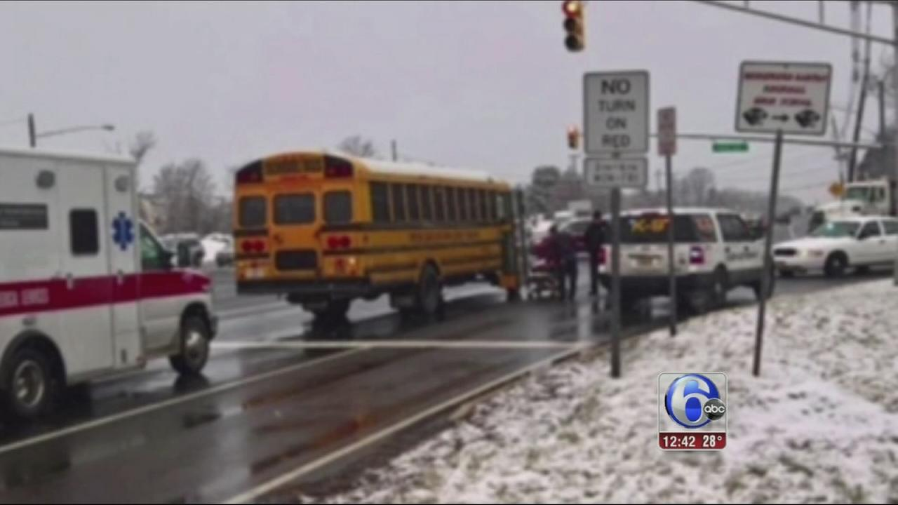 VIDEO: 3 NJ students help stop bus after driver has medical emergency