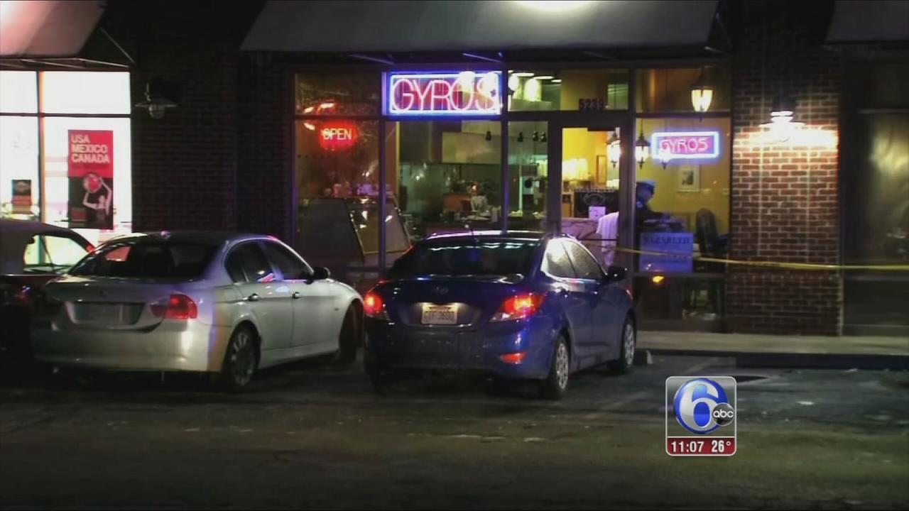 VIDEO: Ohio restaurant attack