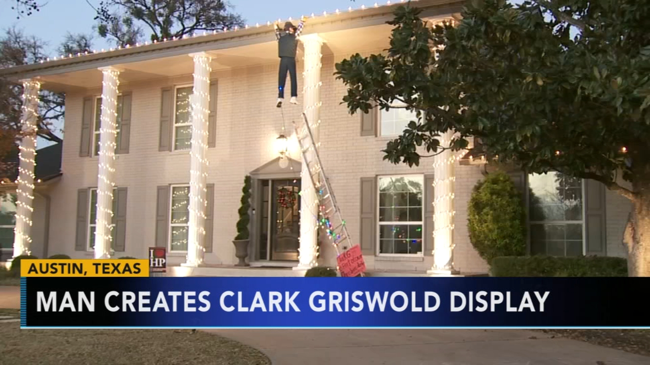Christmas Vacation holiday display causes panic in Texas. Gray Hall reports during Action News at 6 a.m. on December 2, 2018.