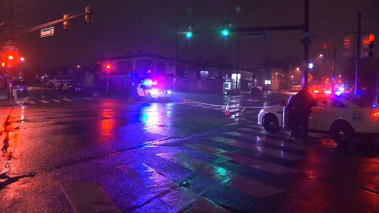 Man killed in hit and run in Rhawnhurst. Nydia Han reports during Action News at 6 a.m. on December 2, 2018.