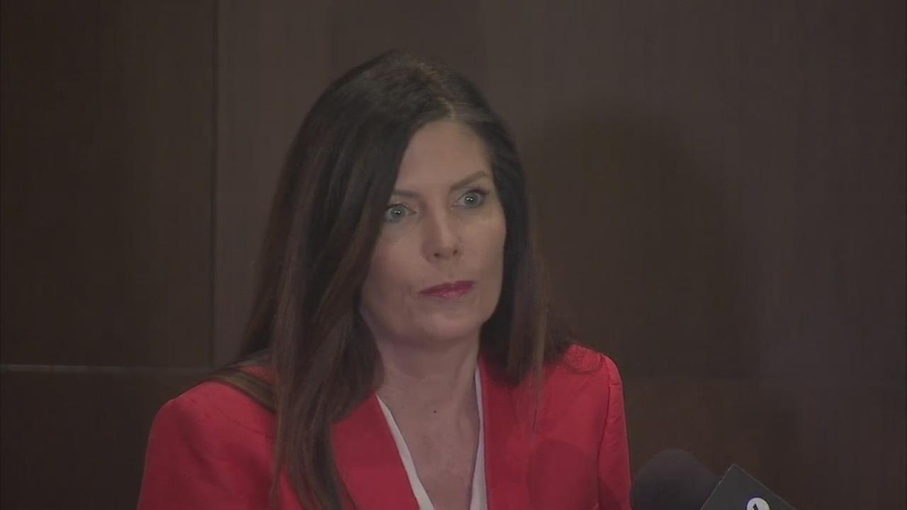 VIDEO: Kathleen Kane announces she is not seeking re-election