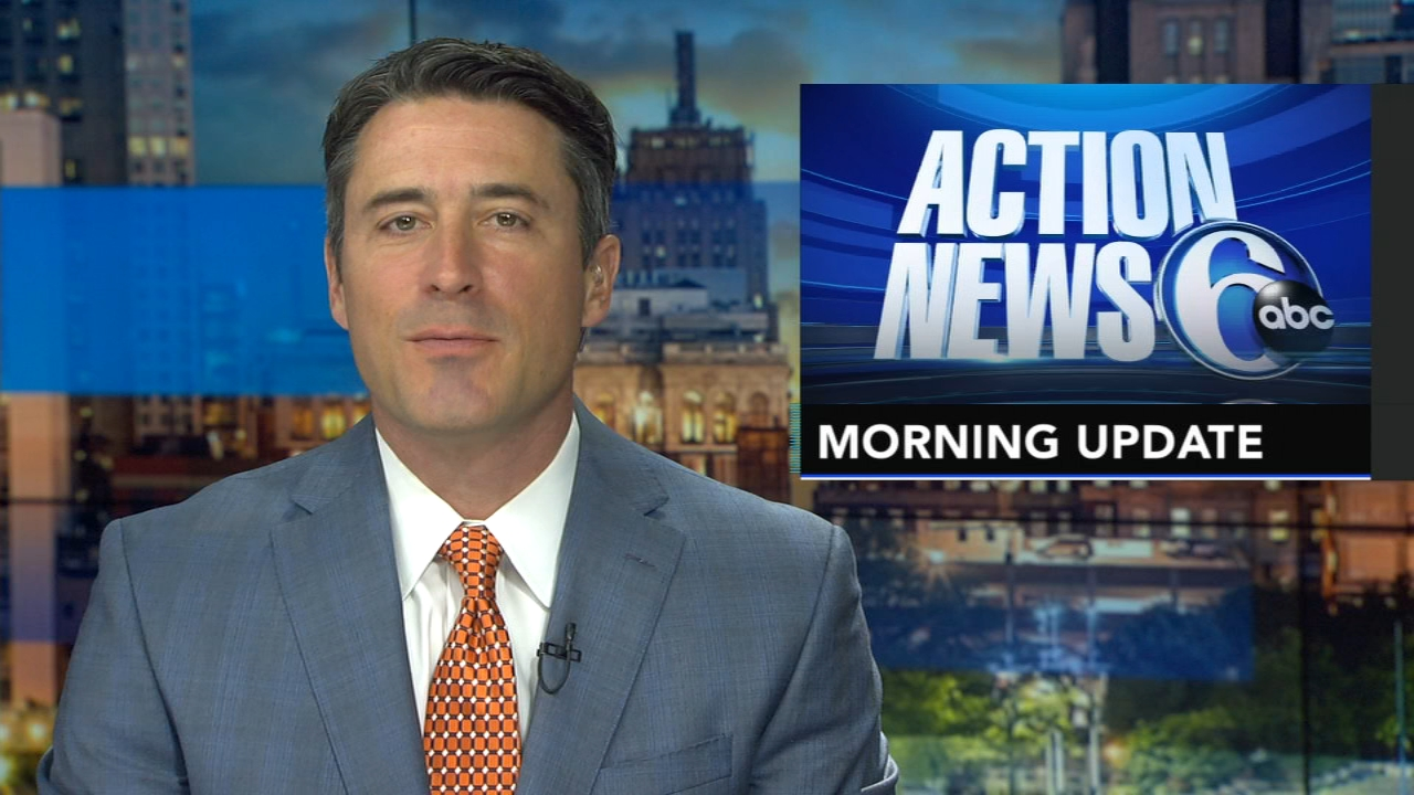 Matt ODonnell reports, and meteorologist David Murphy has the latest from AccuWeather, during the Action News Morning Update on December 3, 2018.