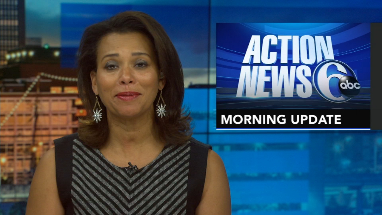 Tamala Edwards reports, and meteorologist David Murphy has the latest from AccuWeather, during the Action News Morning Update on December 4, 2018.