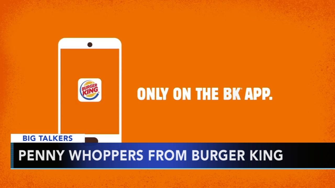 Get Whopper for penny as Burger King trolls McDonald's