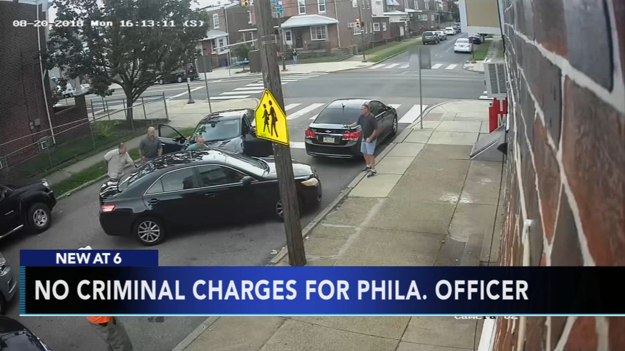 No charges for Philly cop after fatal shooting; new video released. Watch this report from Action News at 6pm on December 4, 2018.