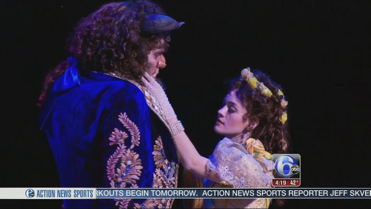 VIDEO: Beauty and the Beast at the Academy of Music