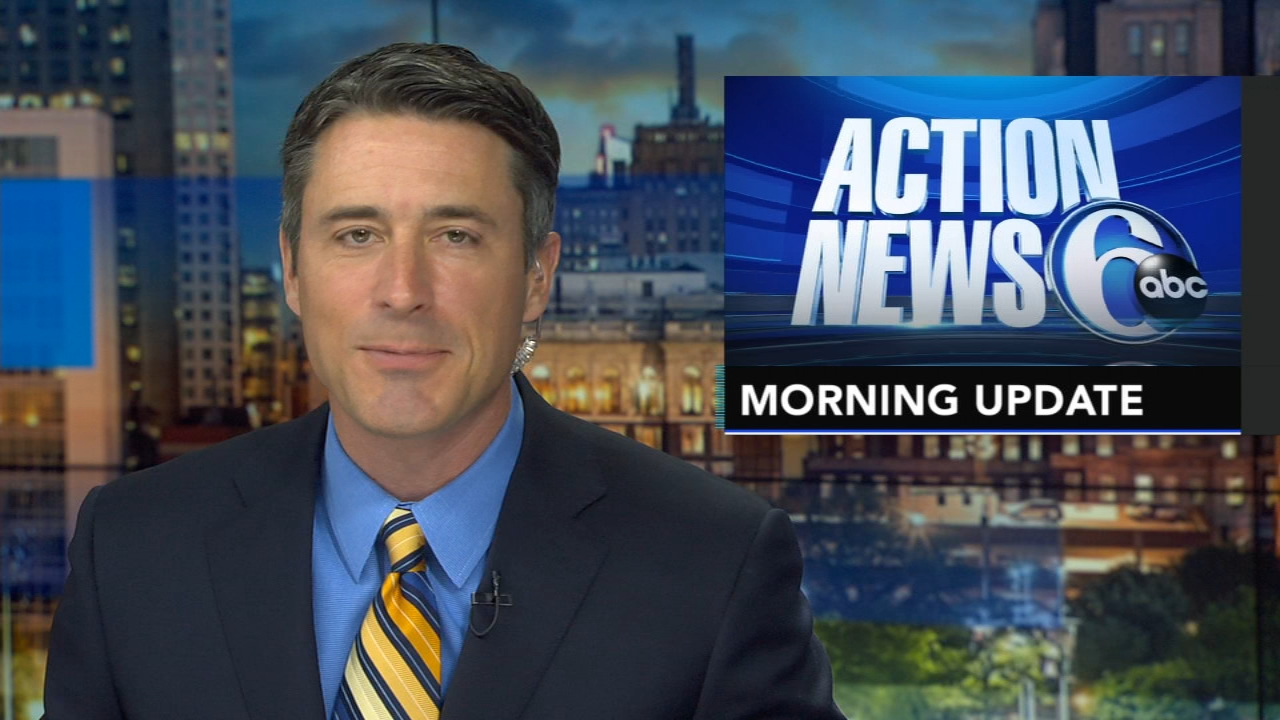 Matt ODonnell reports, and meteorologist David Murphy has the latest from AccuWeather, during the Action News Morning Update on December 5, 2018.