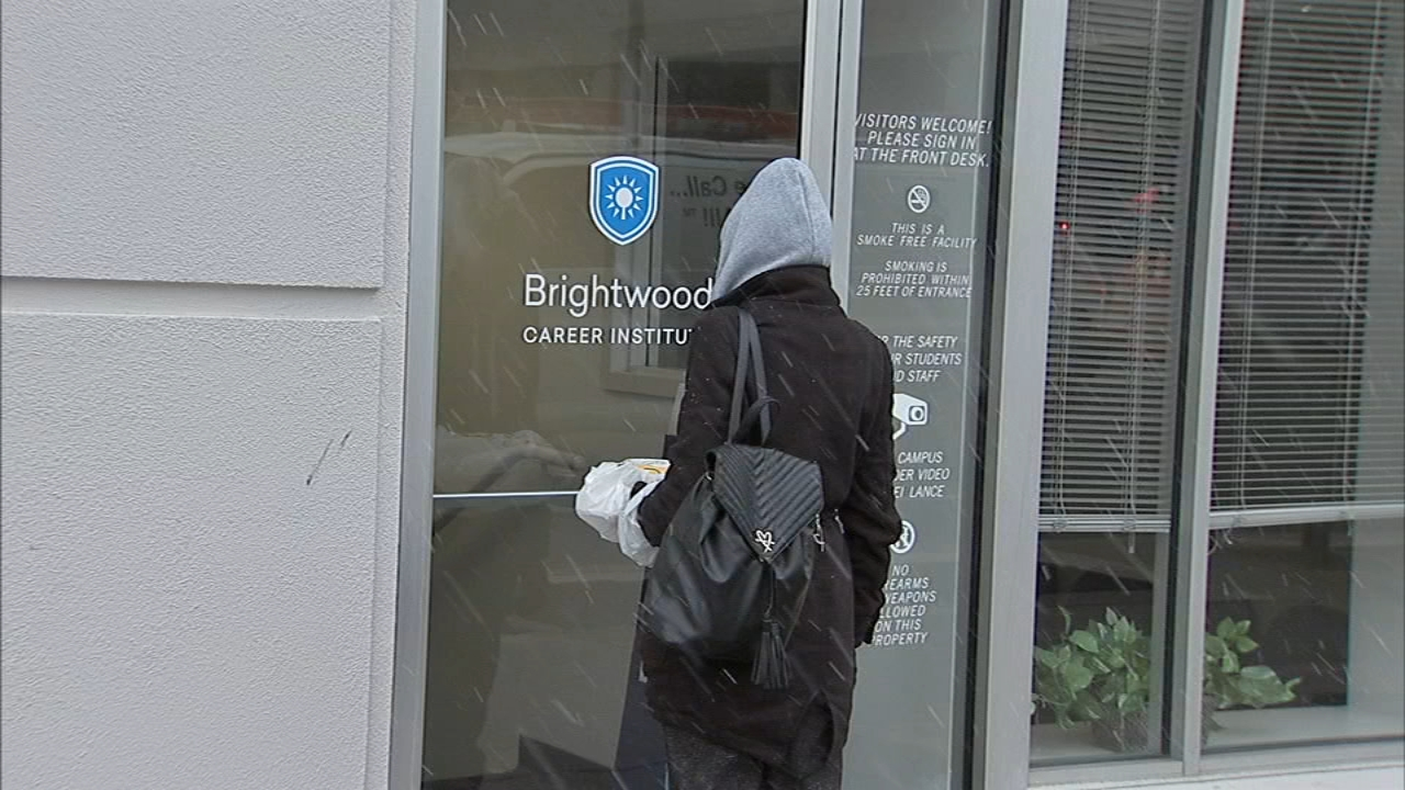 Brightwood Career Institute shuts down operation suddenly: Vernon Odom reports on Action News at 5 p.m., December 5, 2018