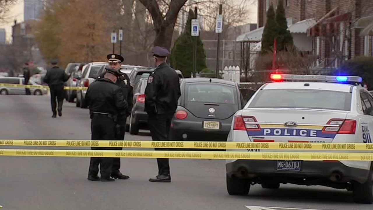 Police-involved shooting in Port Richmond home: Walter Perez reports on Action News at 5 p.m., December 5, 2018