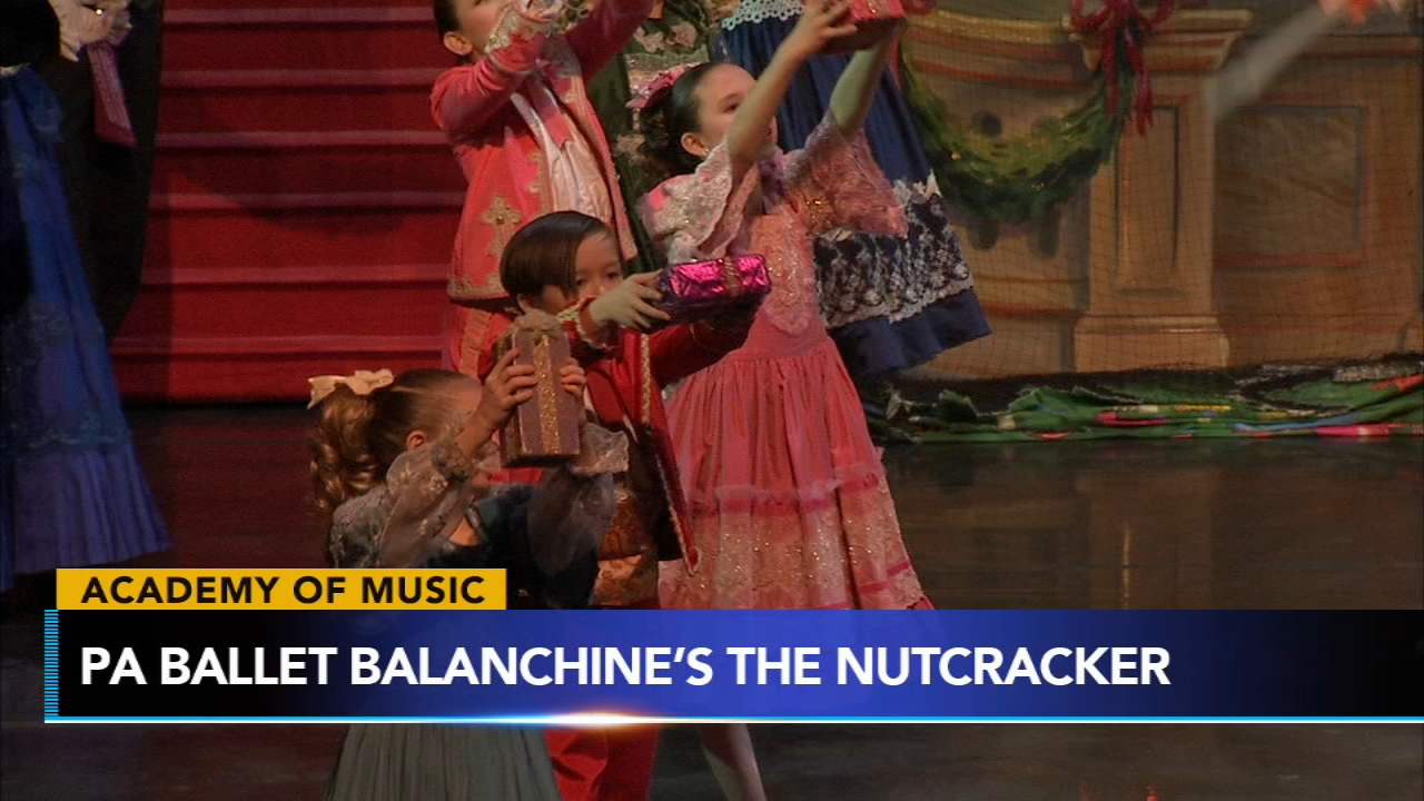 This weekend, The Nutcracker takes the Academy of Music stage and the latest chapter in the Army-Navy game.