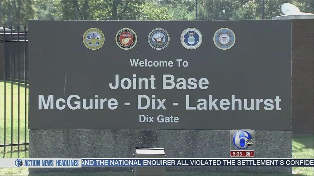 VIDEO: Artillery exercises, not earthquake, in Burlington County
