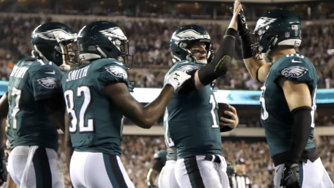 Jeff and Ron go three deep diving into the massive Eagles-Cowboys matchup that could decide first place in the NFC East.