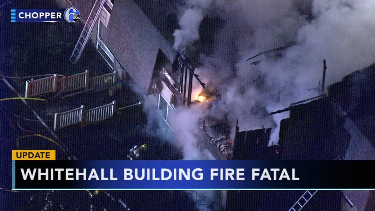1 dead following apartment fire in Lehigh County. Gray Hall reports during Action News at 9 a.m. on December 8, 2018.