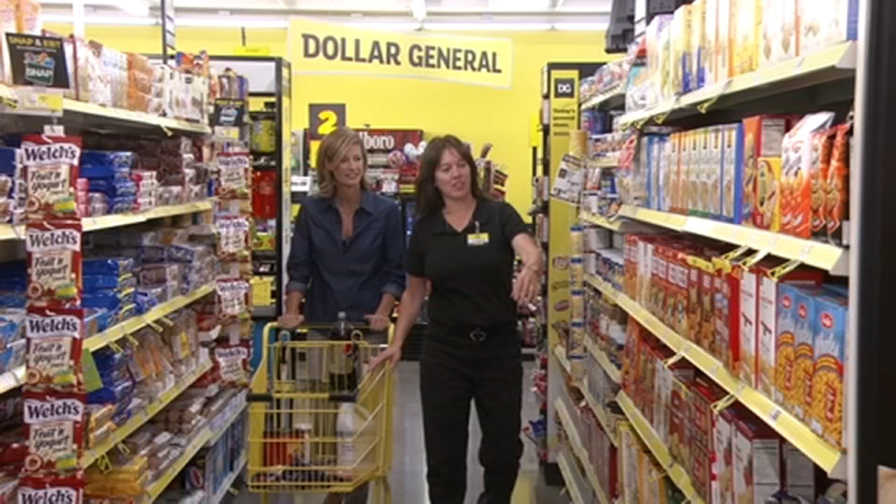 Dollar General stores to begin offering healthier food options. Gray Hall reports during Action News at 9 a.m. on December 9, 2018.