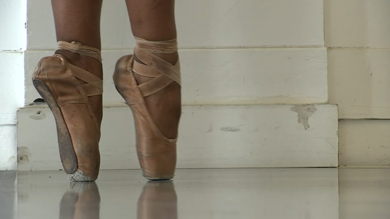 Ballet shoemaker releases shoes in different skin tones. Gray Hall reports during Action News at 9 a.m. on December 9, 2018.