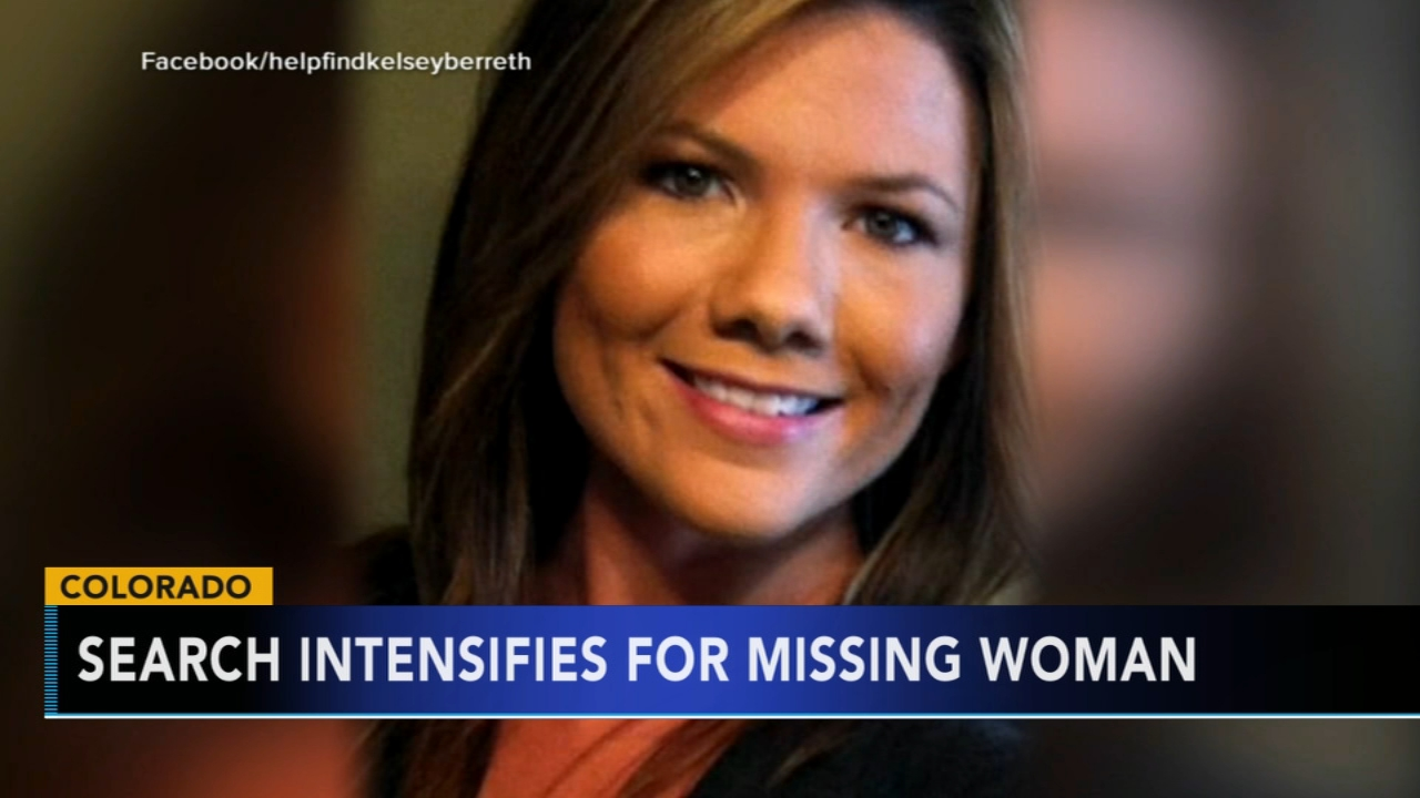 Search intensifies for missing Colorado woman: as seen on Action News at 5 p.m., December 9, 2018.